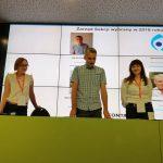 Zdjęcie przedstawia uczestników zebrania Sekcji
