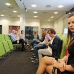 Zdjęcie przedstawia uczestników XVII Zjazdu Socjologicznego